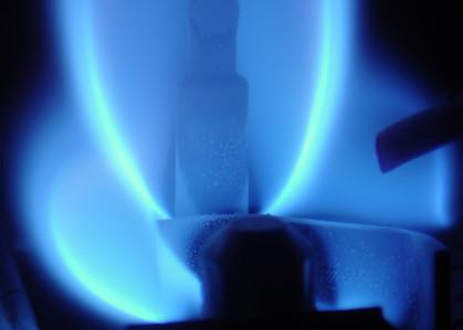 Cornwall Plumbing and Heating Engineers. Gas flame image