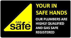 Cornwall Plumbing and Heating Engineers Gas Safe Logo