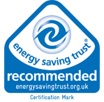Cornwall Plumbing and Heating Engineers. Energy saving trust recommended cerification mark
